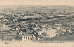 CPA - Allemagne -  Rhénanie-Palatinat - Trier - Kaferne Des 10 Rhein - Trier
