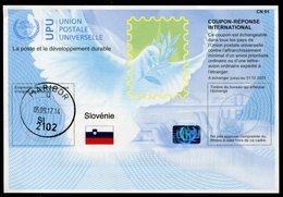 SLOVÉNIE  Coupon Réponse International / International Reply Coupon - Slovénie