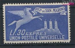San Marino 355 (kompl.Ausg.) Postfrisch 1946 Eilmarke (9283658 - San Marino