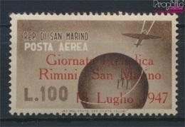 San Marino 378 (kompl.Ausg.) Postfrisch 1947 Aufdruckmarke (9283655 - San Marino