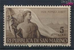 San Marino 397 Postfrisch 1948 Tag Der Arbeit (9283650 - San Marino