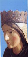 Montalcino (Siena) - Santino MADONNA DI SANT'ANTIMO (Scuola Umbra Sec. XIII) - PERFETTO P91 - Religione & Esoterismo