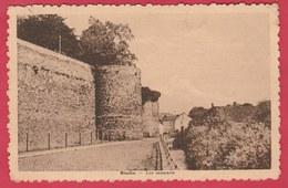 Binche - Les Remparts - 1937 ( Voir Verso ) - Binche