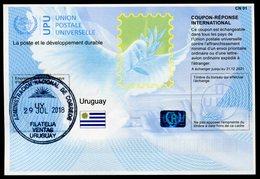 URUGUAY  Coupon Réponse International / International Reply Coupon - Uruguay