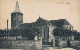 CPA - France - (50) Manche - Gathemo - L'Eglise - Other Municipalities