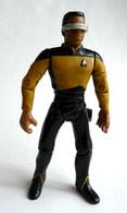 FIGURINE PLAYMATES TOYS 1992 STAR TRECK NEXT GENERATION - GEORDIE LAFORGE (1) - Star Trek