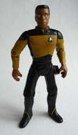 FIGURINE PLAYMATES TOYS 1992 STAR TRECK NEXT GENERATION - GEORDIE LAFORGE (2) - Star Trek