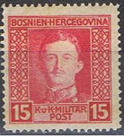BOSNIE 28 // YVERT 125 // 1917 ... NEUF - Bosnia Herzegovina