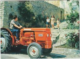 DAV :   Tracteur  Renault - Postcards