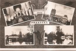 Greetines From Bramford - England