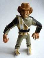FIGURINE PLAYMATES TOYS 1992 STAR TREK NEXT GENERATION - FERENGI - Star Trek
