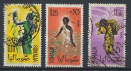 °°° SOMALIA - Y&T N°10/12/14 - 1961 °°° - Somalia (1960-...)