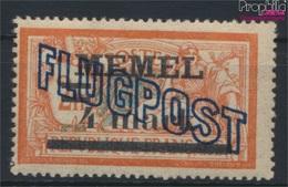 Memelgebiet 46y Avec Charnière 1921 Airmail (9284368 (9284368 - Klaipeda