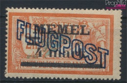 Memelgebiet 46y Avec Charnière 1921 Airmail (9284368 (9284368 - Klaïpeda