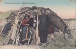 ARGENTINE  :  Indiens De Patagonie - Argentina