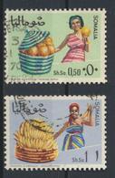 °°° SOMALIA - Y&T N°88/89 - 1968 °°° - Somalia (1960-...)