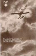 Aviation - Hydravion Du Suisse René Grandjean - 1914-1918: 1. Weltkrieg
