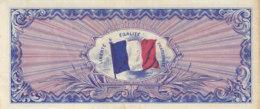 Billet 50 F Verso Drapeau 1944 FAY VF19.1 N° 38172575 - 1944 Drapeau/France
