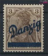 Gdansk 34 Avec Charnière 1920 Allemagne-surcharge (9283991 (9283991 - Dantzig