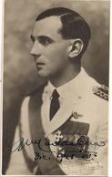 Aviation - Aviateur Umberto Maddalena - Carte Signée à Ouchy-Lausanne En Juin 1928 - Rare - Aviateurs