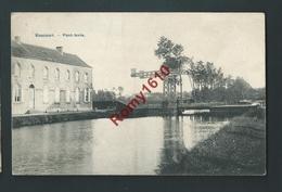 ROUCOURT. (Péruwelz)  Pont Levis. 2 Scans - Péruwelz