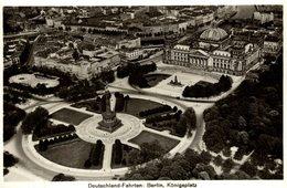 BERLIN KÖNIGSPLATZ    Foto Prensa - Lugares