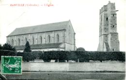 N°2778 A -cpa Ranville -l'église- - France