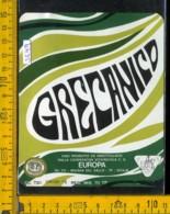 Etichetta Vino Liquore  Grecanico Mazara Del Vallo TP - Altri