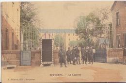 CPA - BERGERAC - La Caserne - Bergerac