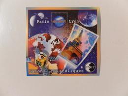 FRANCE  BLOC CNEP YT 31 SALONS PHILATELIQUES PARIS N°023949** - CNEP
