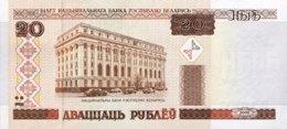 Belarus 20 Rublei, P-24 (2000) - UNC - Belarus