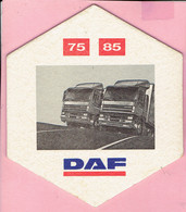 Bierviltje - DAF - 75 - 85 - Sous-bocks