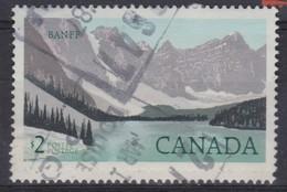 CANADA:   Le 2D. Oblitéré - 1952-.... Règne D'Elizabeth II