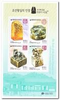 Zuid Korea 2015, Postfris MNH, The Seals Of The Joseon Dynasty - Korea (Zuid)
