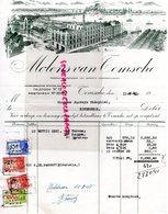 BELGIQUE-TEMSCHE- RARE FACTURE MOLENS VAN TEMSCHE- 1948 - Old Professions