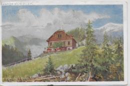 AK 0157  Semmering ( Sonnwendstein ) - Friedr. Schüler Alpenhaus / Künstlerkarte Um 1925 - Semmering