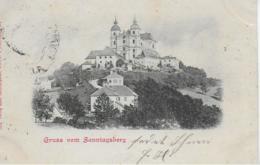AK 0157  Gruss Vom Sonntagsberg - Verlag Nachbargauer Um 1900 - Sonntaggsberg