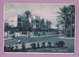 Tripoli - Grand Hotel - Libia
