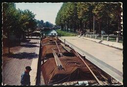 LILLE  - CARTE PHOTO   ECLUCE DE LA BARRE - Lille