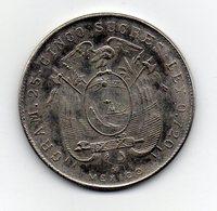 Ecuador - 1944 - 5 Sucres - RIPRODUZIONE - Vedi Foto - (MW2020) - Equateur