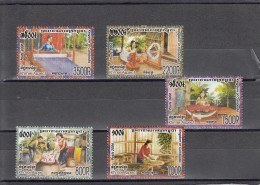 Camboya Nº 1999 Al 2003 - Camboya