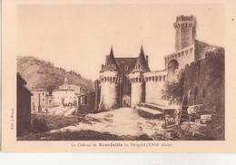 CPA - Le Château De Bourdeilles..... - France