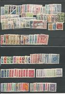TCHECOSLOVAQUIE  Lot De 137 Timbres Oblitérés Anciens (poste Aérienne, Taxe, Service, Etc) (137) O L2 - Poste Aérienne