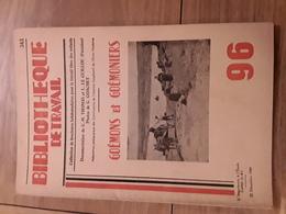 Bibliothèque De Travail N° 96 - Goemons Et Goemoniers - Livres, BD, Revues