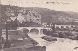 CPA - LES EYZIES Vue Panoramique - France
