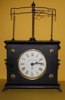 HOROLOVAR Pendule Volant HORLOGE Jerome & Co PAT 9 Octobre 1883 - Bijoux & Horlogerie