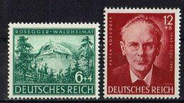 DR 1943 // Mi. 855/856 ** - Allemagne