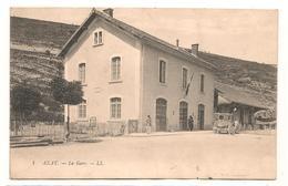 Axat - La Gare  - CPA° - France