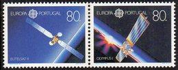 Europa 1991 - Portugal - Satellites - 2 Val Neufs // Mnh - Europa-CEPT
