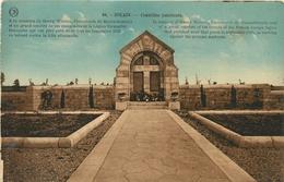 SOUAIN CIMETIERE AMERICAIN - Monuments Aux Morts